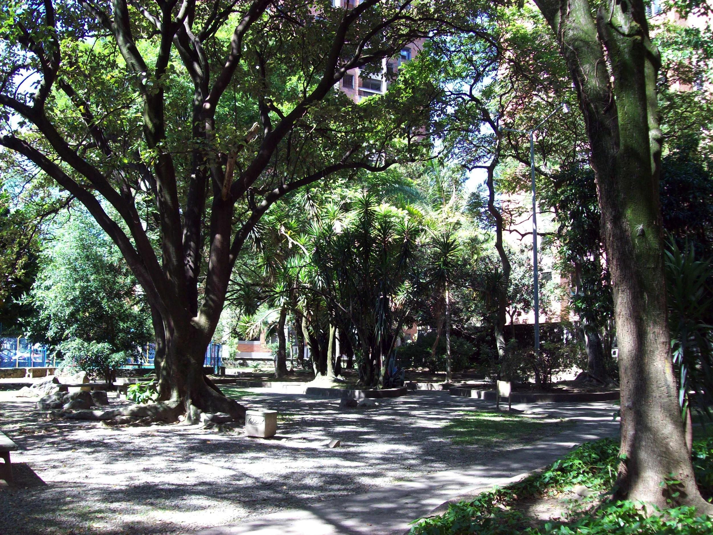 Parques y jardines dise o del paisaje for Diseno de parques y jardines